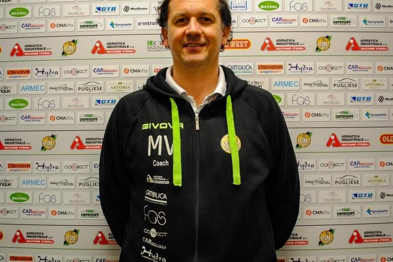 Coach Marco Verile