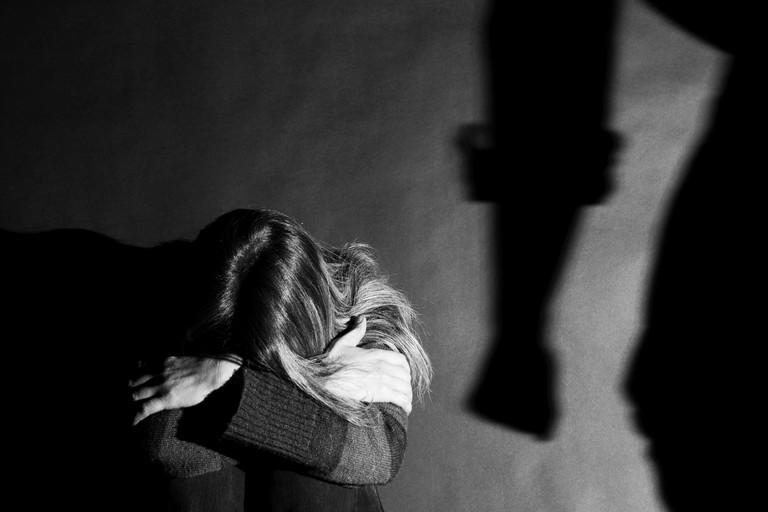 Violenza sulle donne. <span>Foto Luciana Cusanno</span>