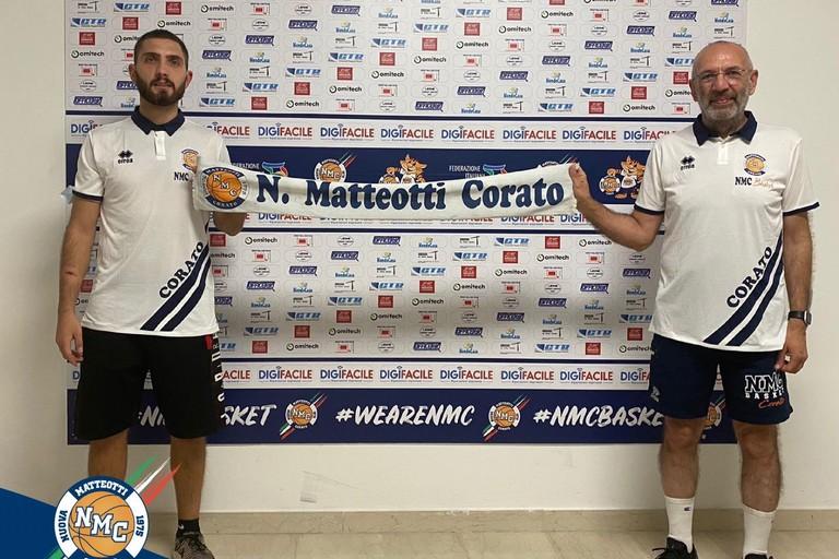 De Nicolo e Gargano NMC Basket