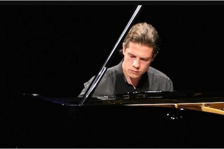 Il pianista Giulio De Padova
