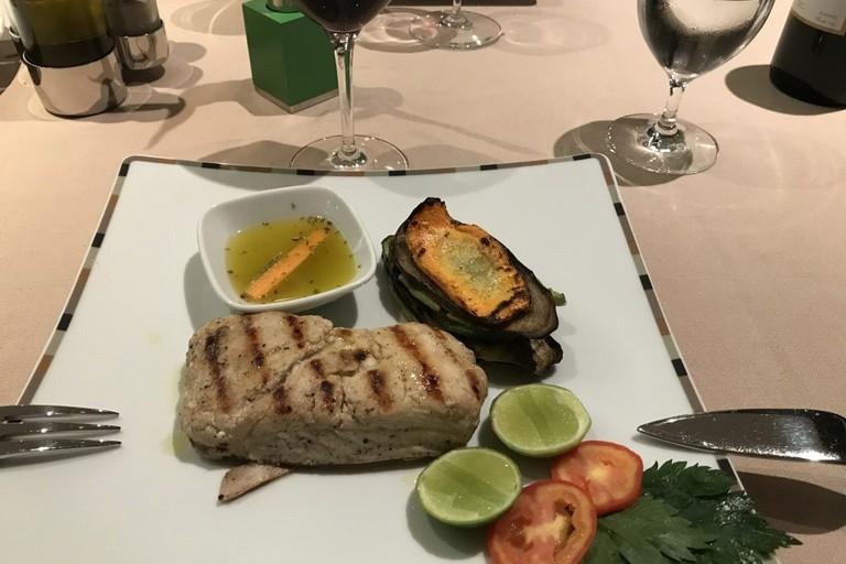 Un piatto di Pasquale Ferrara