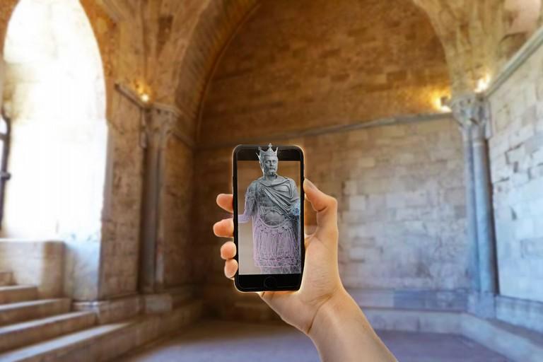 HoloMuseum Castel del Monte