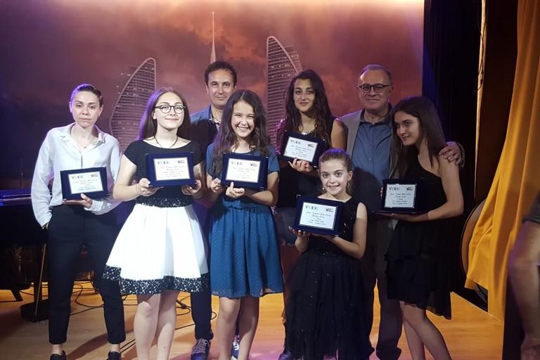 Star Talent Nota d'Oro