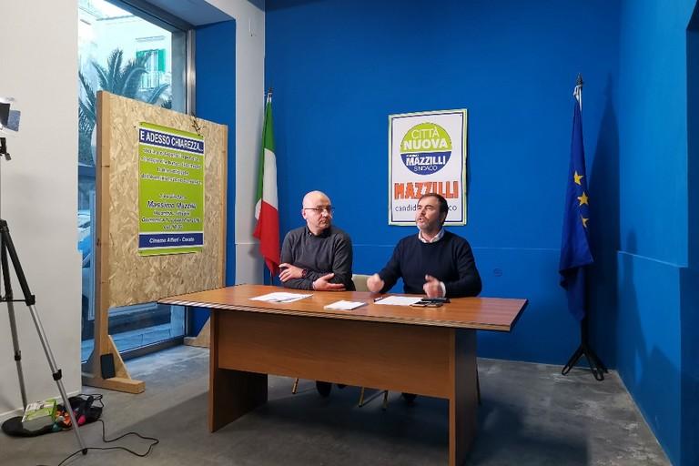 Città Nuova Massimo Mazzilli