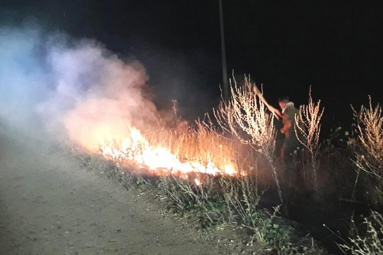 Incendio gadit
