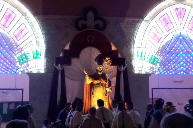La festa di San Cataldo. <span>Foto Luciana Cusanno </span>