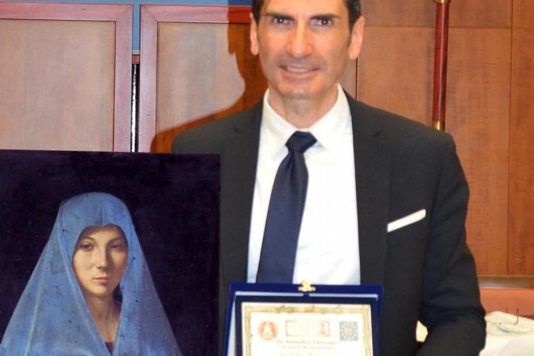 Franco Leone vincitore del Premio Internazionale di Letteratura a Roma