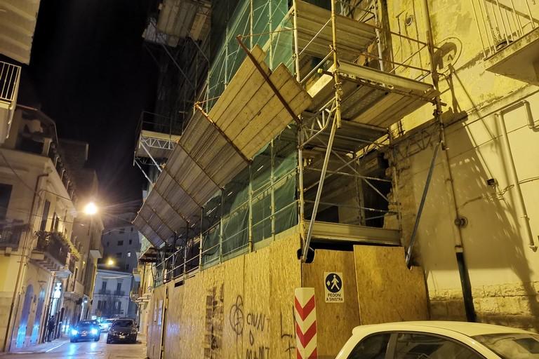 Palazzo via San Vito