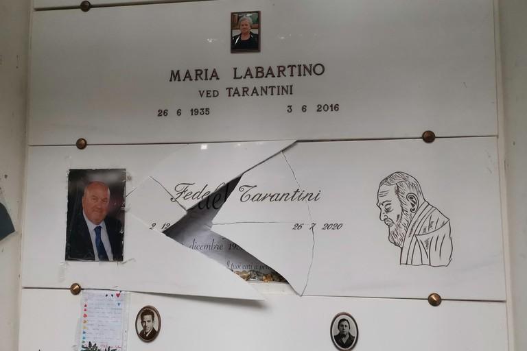 Lapide Tarantini