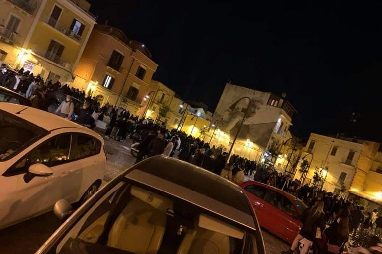 Piazza Di Vagno
