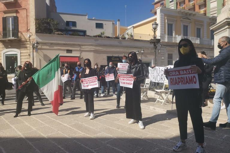 Protesta partite Iva