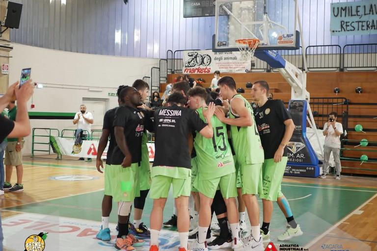 Basket Corato vs Molfetta