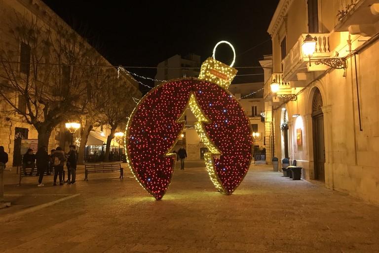 Luminaria di Natale Despar