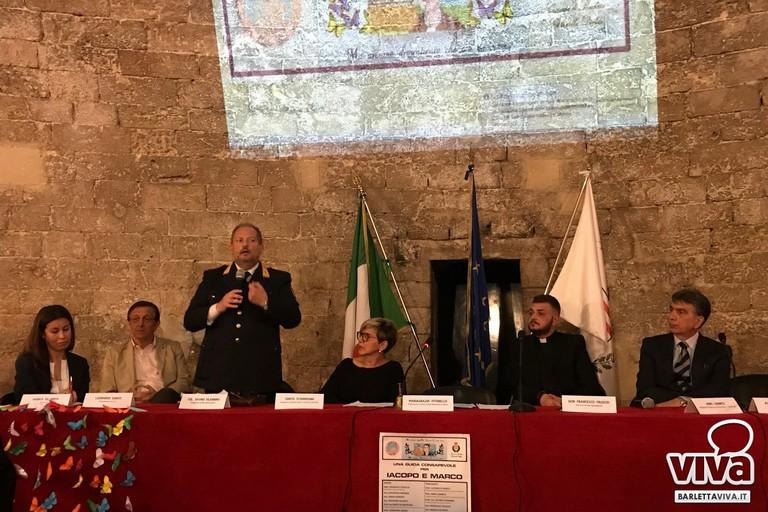 Conferenza sulla sicurezza stradale a Barletta