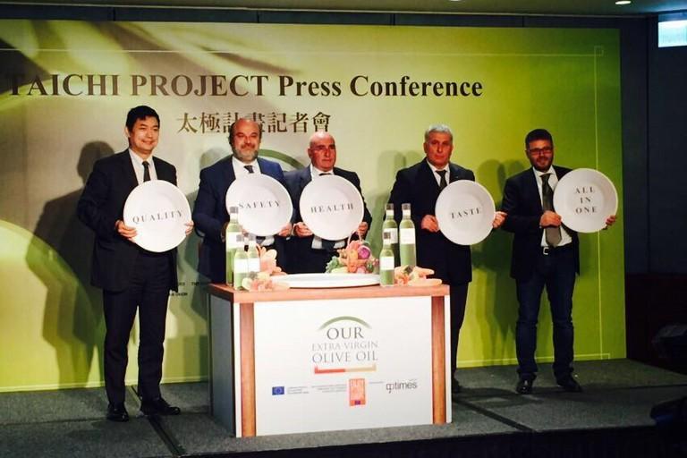 Taiwan apre le porte all'olio extravergine d'oliva italiano