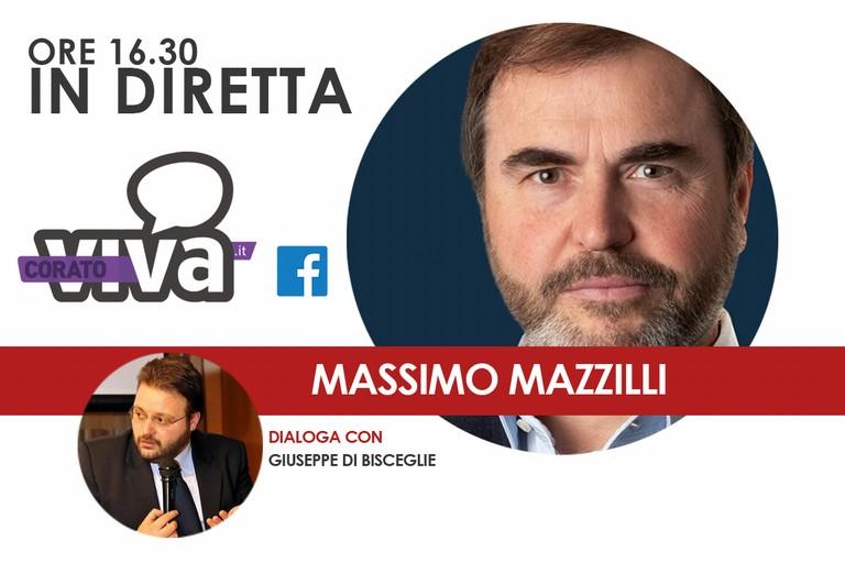 In diretta con Massimo Mazzilli