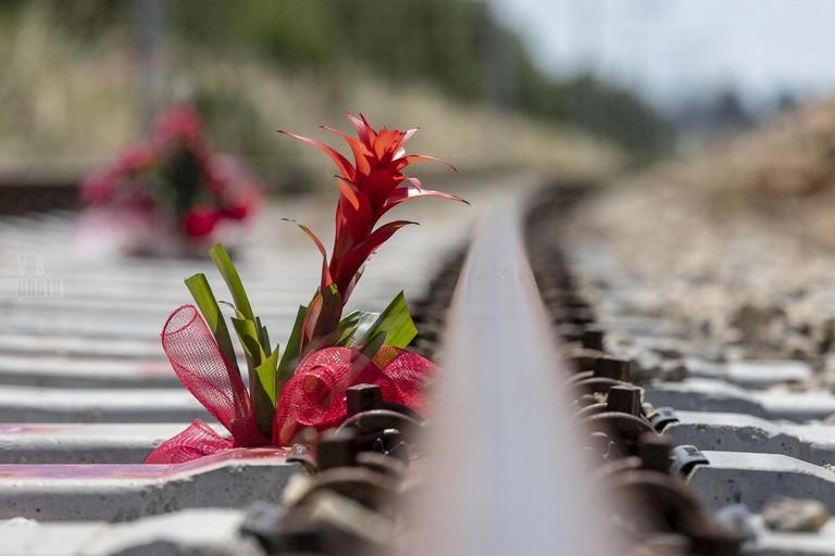 In memoria del disastro ferroviario JPG. <span>Foto Vincenzo Bisceglie</span>
