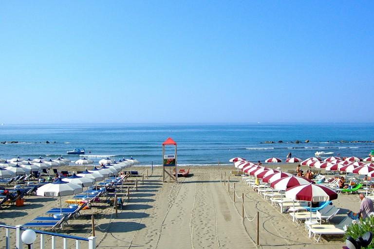 Lido Spiaggia Mare