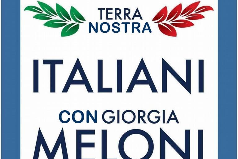 Terra Nostra - Italiani con Giorgia Meloni