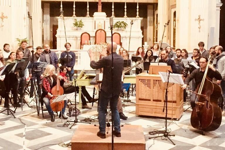 Il Coro Modus Novus in concerto per il Coro Ruvo Festival