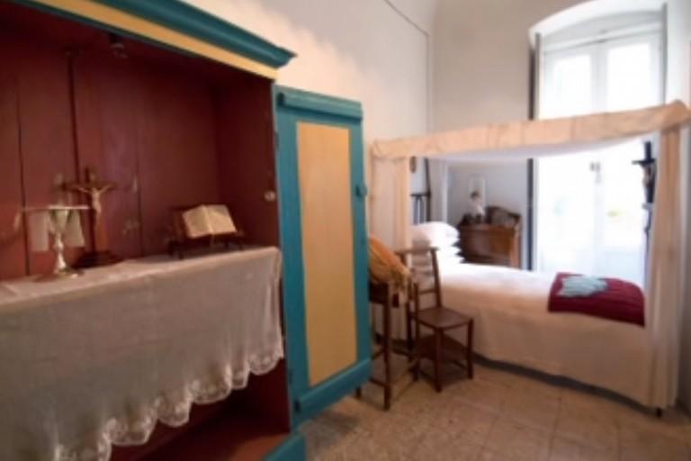 La stanza di Luisa Piccarreta