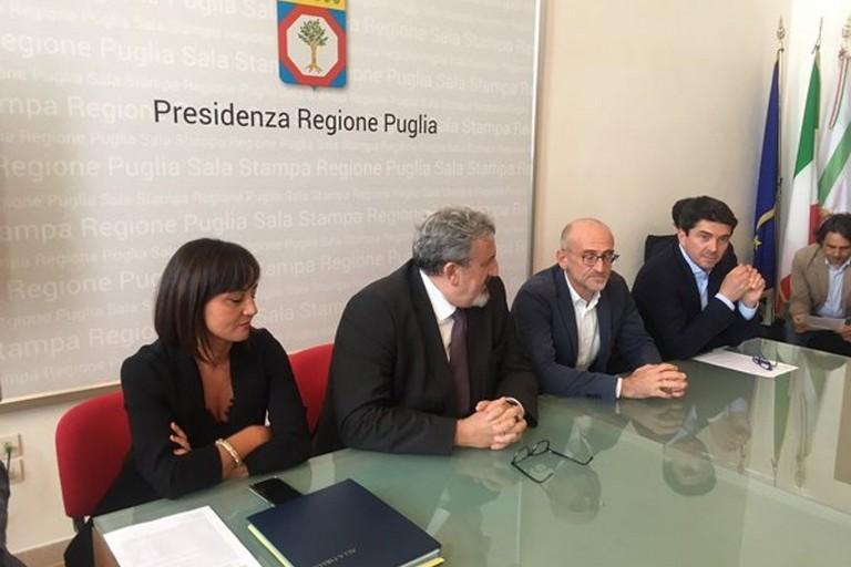 Accordo Casillo - Regione - Coldiretti - ASP Zaccagnino