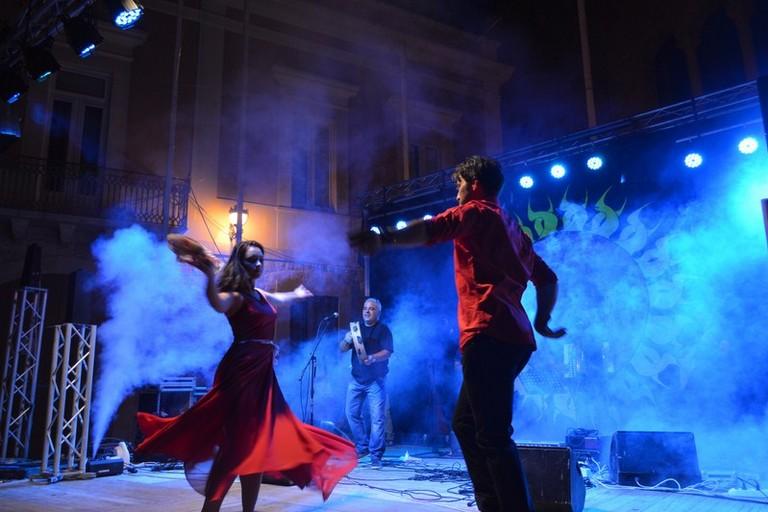 Tammurria e Ciakky: musica e sorrisi per la festa della Madonna del Carmine