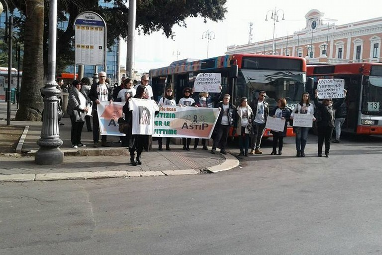 Manifestazione ASTIP