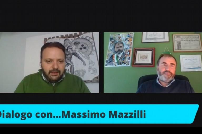 Intervista con Massimo Mazzilli