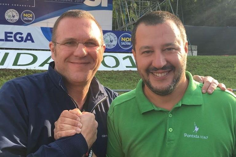 Raduno di Pontida, con Matteo Salvini anche la delegazione di Corato