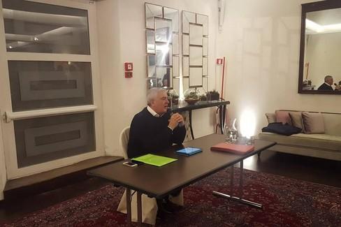 Emanuele Lenoci presenta la sua candidatura a Sindaco di Corato