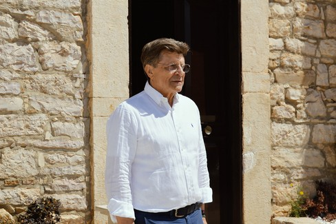 """Savino Maffei racconta il progetto del pastificio  """"A mano libera """""""