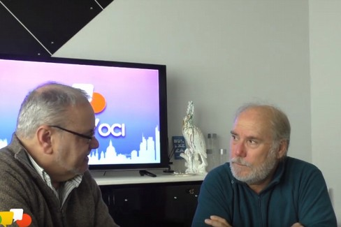 CentoVoci - L'intervista a Giuseppe Cionfoli, il frate che conquistò il festival di Sanremo