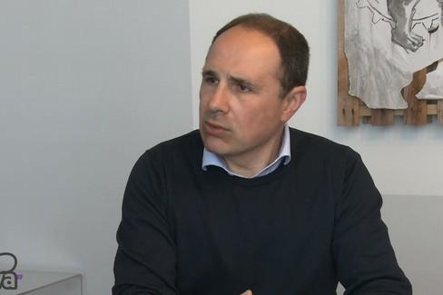 L'intervista con il candidato sindaco Pasquale D'Introno