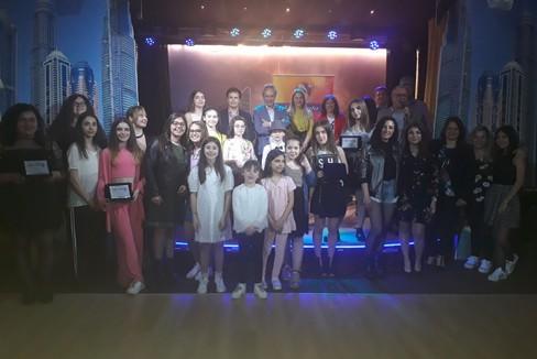 Al via Star Talent Nota d'Oro - Vver Cantando