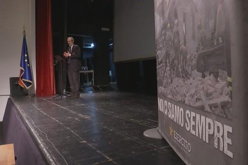 L'intervista al Generale Giuseppenicola Tota