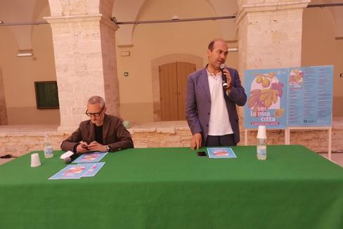 """""""Sei la mia città """", la presentazione del sindaco De Benedittis"""