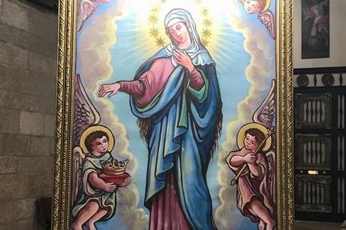 Madonna di Palestina