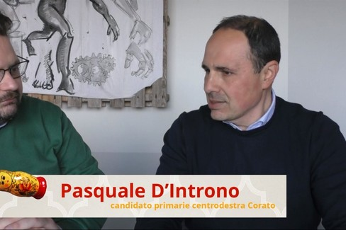 Matrioska, l'intervista a Pasquale D'Introno