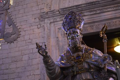 In diretta dalla Chiesa Matrice la Santa Messa in onore di San Cataldo