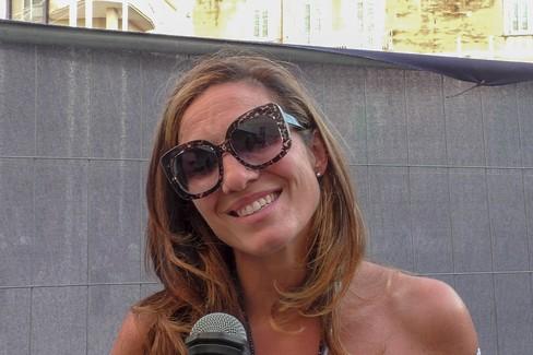 Simona Bencini ai microfoni di CoratoViva.it