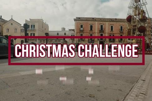 Christmas Challenge, in un video gli auguri degli esercenti di Corato