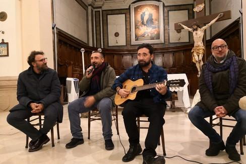 Dialogo tra musica e fede: intervista a Federico Zampaglione