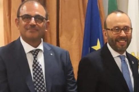 Michele Rainone e Antonio Papagni