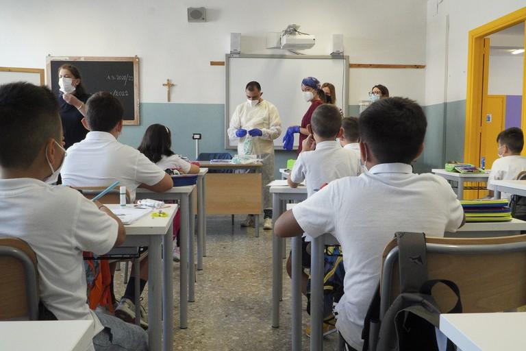 Monitoraggio Covid nelle scuole