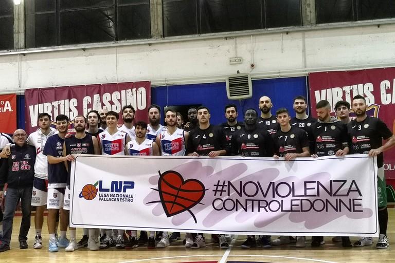 No alla violenza di genere LNP