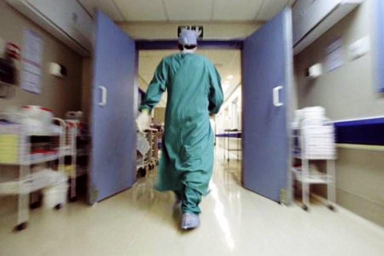 ospedale medico corsia