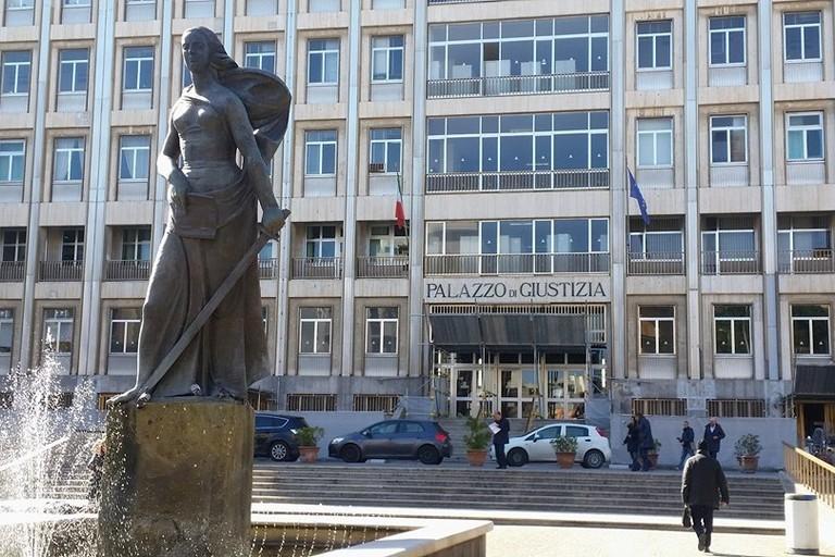 Palazzo di Giustizia Bari