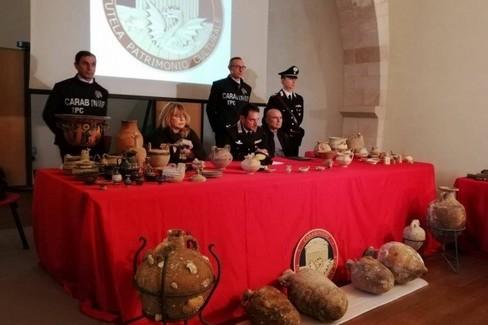 Carabinieri Nucleo Tutela Patrimonio Culturale