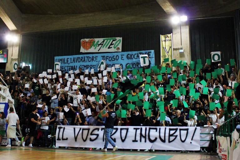 Corato - Ruvo Basket. <span>Foto Alessia Pizzichillo</span>